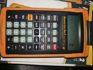 Calculated Industries Machinist Calc Pro 2 Scientific Calculator