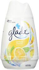 Glade Solid Air Freshener, Fresh Lemon, 6 Ounce