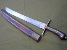 IMPERIAL GERMAN PRE WWI  Faschinenmesser SHORT SWORD Kingdom of Wurttemberg RARE