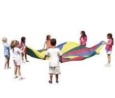 Get Ready Kids 12' Play Parachute 6' Item Nr. 2610, 12' Item Nr. 2612