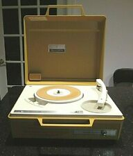 New listing General Electric 45Rpm/33 1/3Rpm Partymate Portable Stereo/Monaural Phonograph