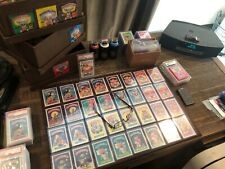 Garbage Pail Kids 1st series 1 Matte Set 84 W/ Nasty Nick & Bomb OS1 PSA Ready