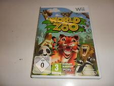 Nintendo wii world of zoo
