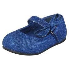 27 Scarpe Blu sintetico per bambine dai 2 ai 16 anni