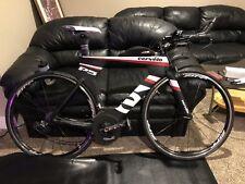 Cervelo P5 Three 54cm Ultegra DI2 11 Speed Carbon Aero Triathlon Bike