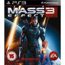Mass Effect 3   Playstation 3   PS3  NUOVO
