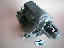 DODGE DAKOTA 1996 to 1998   V8/5.2L Engine  STARTER  MOTOR