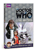 Doctor Who - The Krotons  DVD Patrick Troughton NEW Dr Who Factory sealed!!