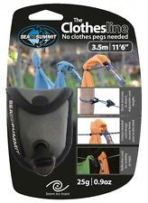NEW sea to summit clothes line pegless 3.5M  compact & lightweight