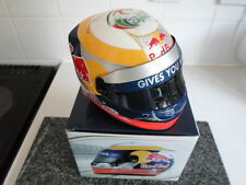 1/2 Scale BELL Helmet Helm Casque Jean-Eric Vergne F1 Toro Rosso 2013 *SIGNED*