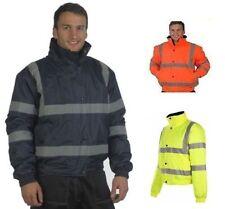 Cappotti e giacche da uomo Bomber, Harrington multicolore