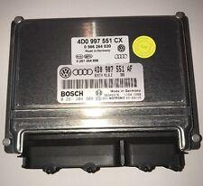 Bosch unité de commande, 4d0997551cx pour Audi a4, a6, passat/quadro