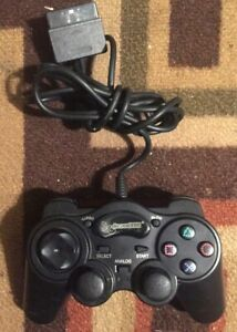 Dreamgear Dream Pad Black Controller With Turbo & Slow