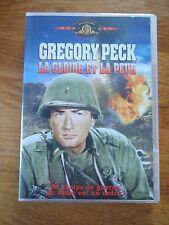 DVD * LA GLOIRE ET LA PEUR * GREGORY PECK GUERRE