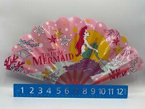 *New* Disney Daiso Mickey Minnie Mouse Ariel Toy Story Waterproof Foldable Fan