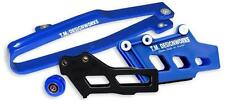 TM Slide N Guide Kit Yamaha YZ250F Blue 07 08 YZ 250F