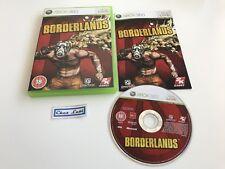Borderlands - Microsoft Xbox 360 - PAL UK - Avec Notice