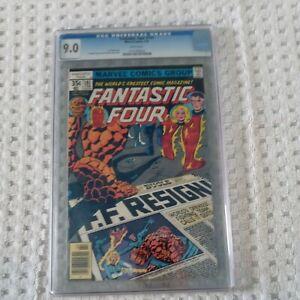 Fantastic Four #191 (Marvel Comics) Bronze Age CGC