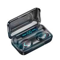 Bluetooth 5.0 Headset Wireless Earphones Mini In-Ear Earbuds Stereo Headphones