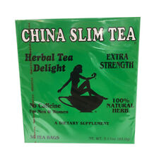 China Slim Tea Dieter's Delight extra strength 36 Tea Bags  EXPIRES 8-2023