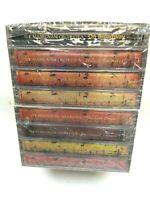 The Mantovani Orchestra Volume 1&2, 8 Cassetts Brand New Sealed