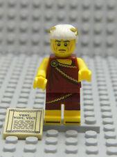 Roman Emperor, Series 9 REAL Lego Minifigure