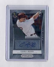 2013 Pannini Prizm Cody Ross Autograph Auto