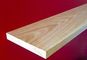 Handmade Solid Oak Floating Shelf