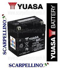 BATTERIA YUASA TTZ7S PRECARICATA PER HONDA NJ 50 cc -BATTERY-