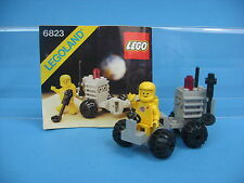 LEGO 6823 Surface Transport Classic Space - Complete with Instruction