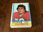 1974 Topps Football Cards 55