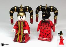 Senator Outfit Queen Amidala mini figure Custom Made On Lego Bricks