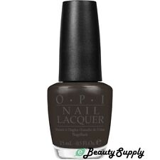 Opi Nail Polish Lacquer Nl T27 Get In The Expresso Lane 0.5 oz