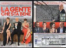 LA GENTE CHE STA BENE - DVD (USATO EX RENTAL)