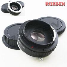 Roxsen EMF af confirmer minolta sony alpha lens pour canon eos ef mount adaptateur 70D