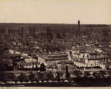 Photo Albuminé Giogio Sommer Bologne Italie Bologna Vers 1880