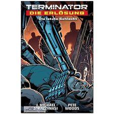 Terminator-la salvación 9783864255878 Hardcover Ltd 1,111 unidades Action cómic