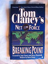 Breaking Point by Tom Clancy, Steve Perry and Steve R. Pieczenik 2000, Paperback