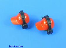 LEGO® Baustellen Hut mit Gehörschutz / 2 Stück