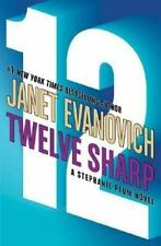Stephanie Plum: Twelve Sharp 12 by Janet Evanovich (2006, Hardcover)