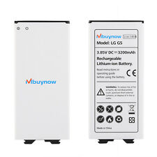 Mbuynow 3.85V DC 3200mAh Replacement Battery For LG G5 H850 H820 H830 BL-42D1F
