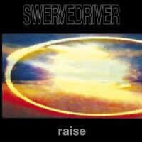 SWERVEDRIVER - RAISE   CD NEW!
