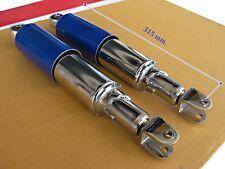 HONDA SUPERHAWK 305 250 CB77 CB72 CL77 REAR SHOCK ABSORBER CUSHION BLUE 310mm