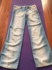 Genuine Sass and bide Womens Designer Denim Jeans - Size 27