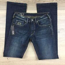 Buffalo David Bitton Kirn Low Rise Slim Boot Men's Jeans NWT RRP$169 Size 28 N7