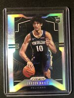 2019-20 Panini Prizm Basketball Jaxson Hayes #254 Pelicans