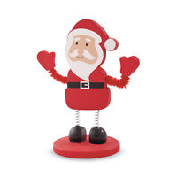 2 x Christmas Table Place Card Holder Santa Hat Tree Reindeer Decoration Xmas