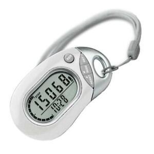 Digital Pedometer Walking Step Distance Calorie Counter Run Fitness Pedometer