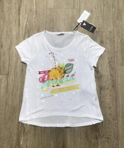 Guess Girls T Shirt Age 12 Yrs BNWT