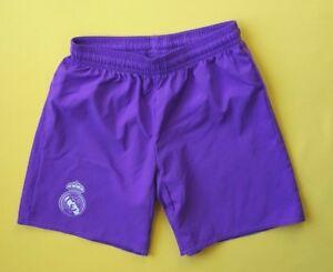 Real Madrid  kids shorts 2017 away AI5169 soccer football Adidas ig93
